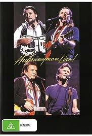 Highwaymen Live!!! Poster