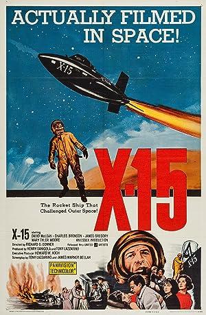 X-15 full movie streaming