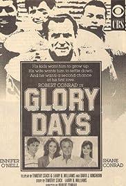 Glory Days Poster