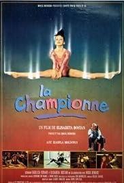Campioana Poster