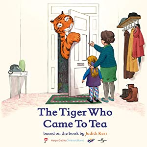 Where to stream The Tiger Who Came to Tea