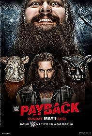 Jon Huber, Windham Rotunda, Adam Scherr, and Joseph Ruud in WWE Payback (2016)