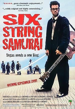 Six-String Samurai Poster Image