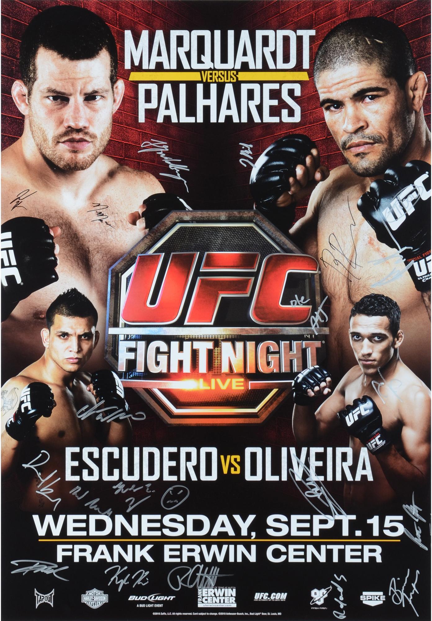 UFC Fight Night: Marquardt vs....