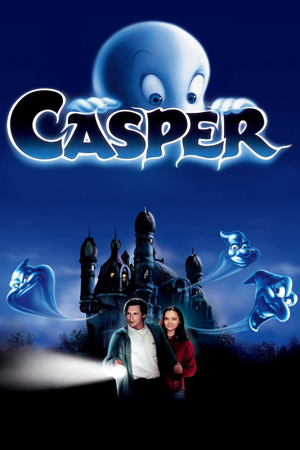 Casper 1995 Hindi Dual Audio 720p BluRay ESubs 796MB Download