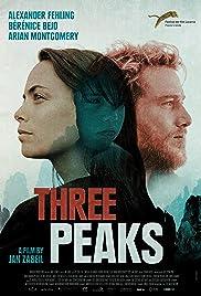 Three Peaks Poster