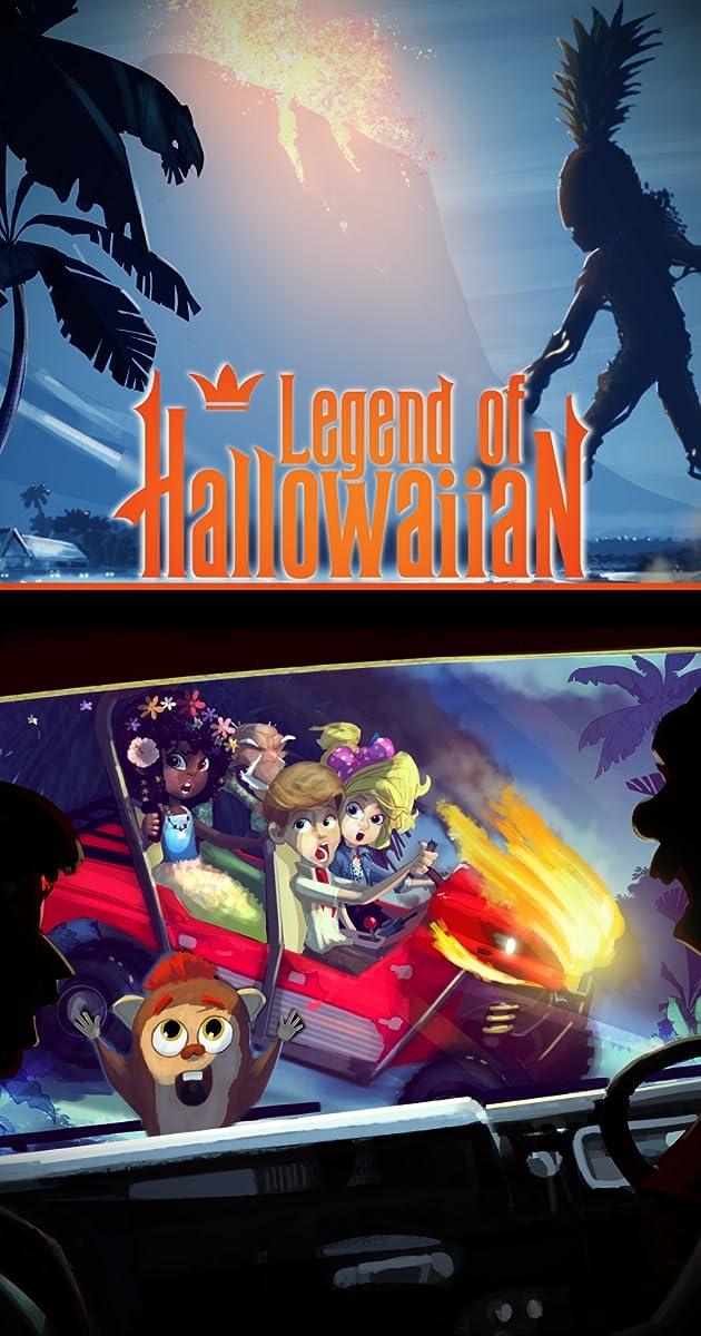 Subtitle of Legend of Hallowaiian