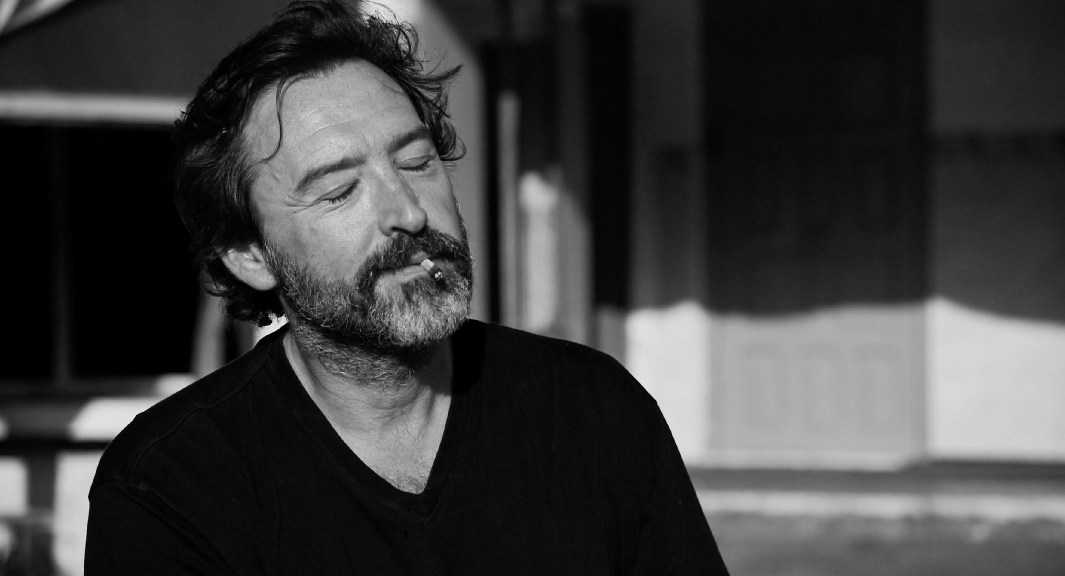 Ginés García Millán in Entre el cielo y el mar (2017)