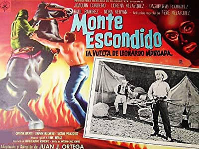 3d movie clip download La pantera de Monte Escondido Mexico [1280x544]