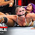 Ronda Rousey and Sasha Banks in WWE Royal Rumble (2019)