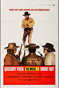 Shoot Out (1971) Poster - Movie Forum, Cast, Reviews