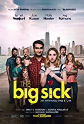 Holly Hunter, Ray Romano, Anupam Kher, Zoe Kazan, Adeel Akhtar, Zenobia Shroff, and Kumail Nanjiani in The Big Sick (2017)