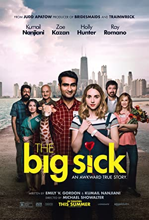 Permalink to Movie The Big Sick (2017)