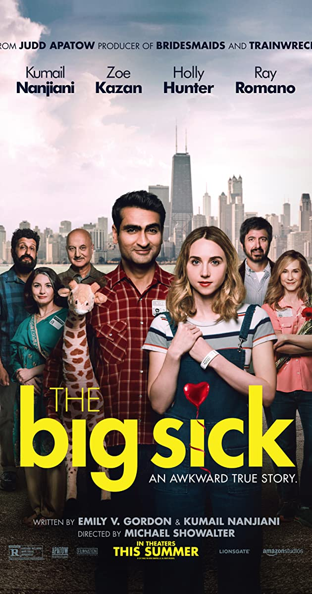 Subtitle of The Big Sick