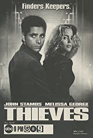 John Stamos and Melissa George in Thieves (2001)