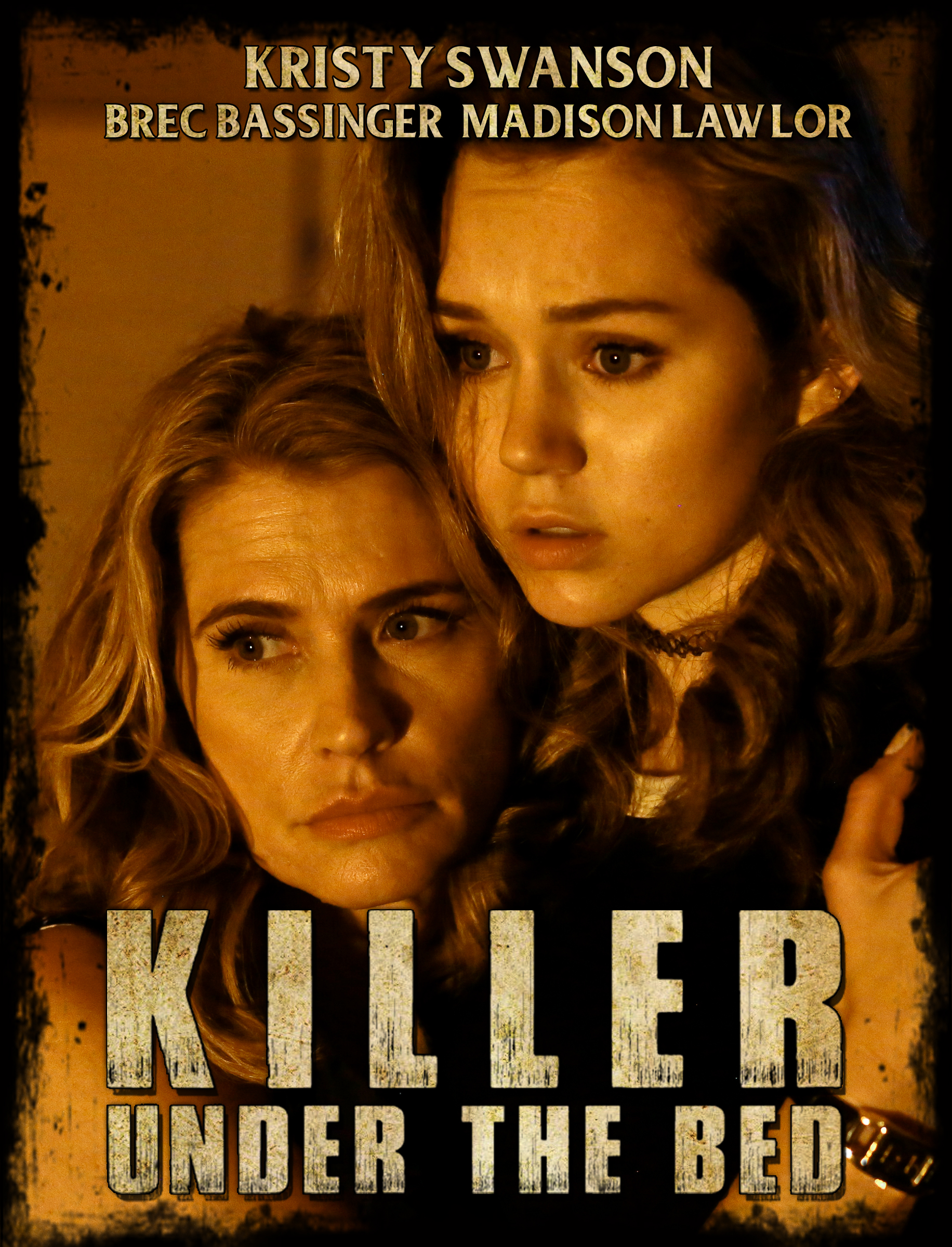 Image result for killer under the bed movie poster