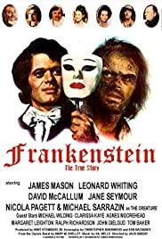 Frankenstein: The True Story Poster