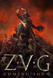 ZvG: Zombies Vs Gladiators Poster