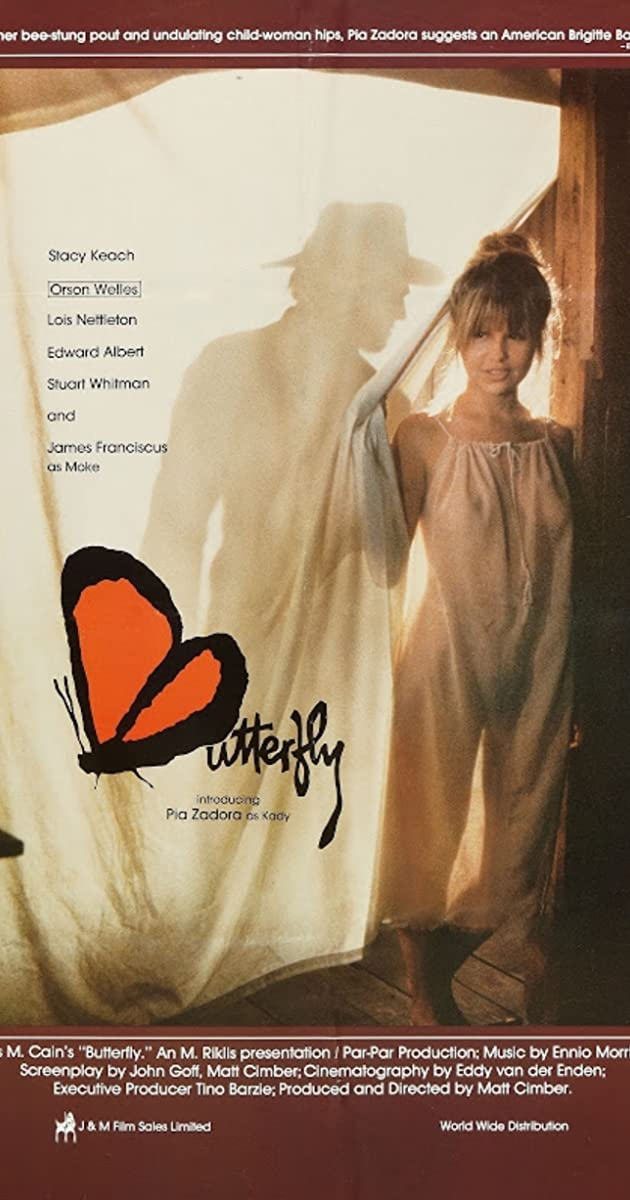 Watch Full HD Movie Butterfly (1982)