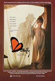 Butterfly (1981) Poster - Movie Forum, Cast, Reviews