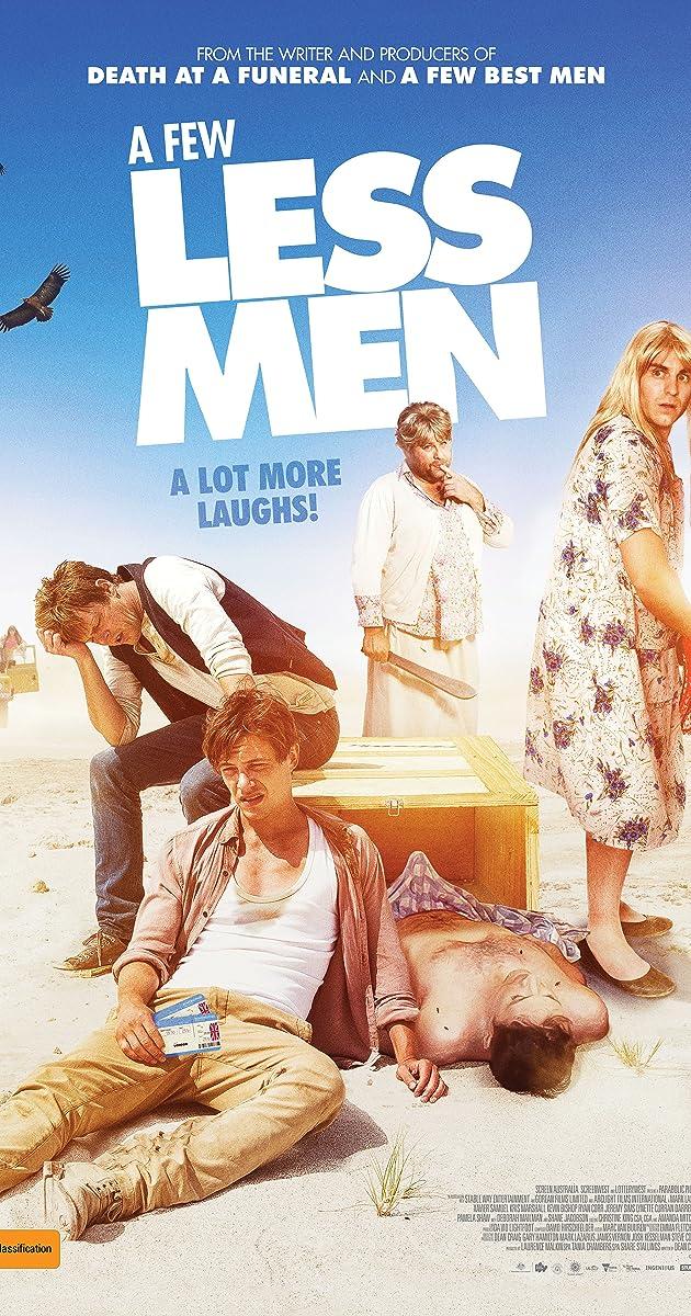 Subtitle of A Few Less Men