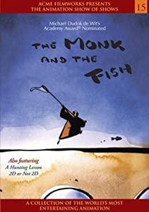 New release blu-ray movies Le moine et le poisson France [Avi]