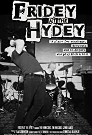 Fridey at the Hydey Poster