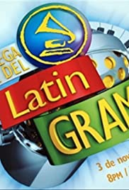 The 6th Annual Latin Grammy Awards Poster
