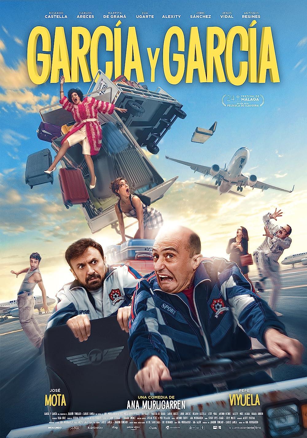 Garcia y Garcia (2021) Bengali Dubbed Movie 720p HDRip 700MB Download
