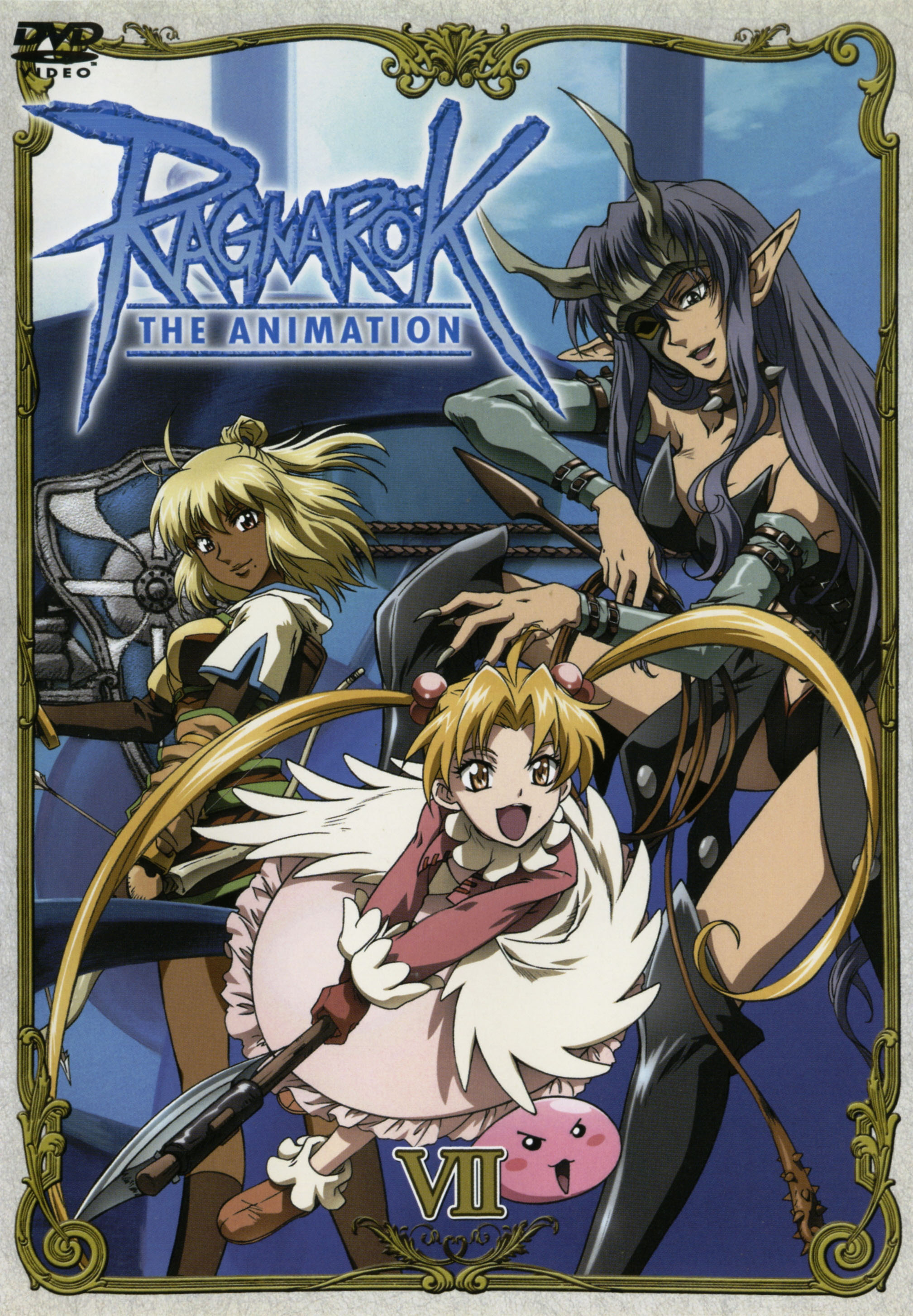 ragnarok the animation torrent