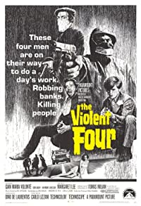 Primary photo for The Violent Four