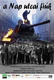 A Nap utcai fiúk Poster