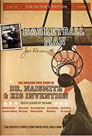 Basketball Man Poster