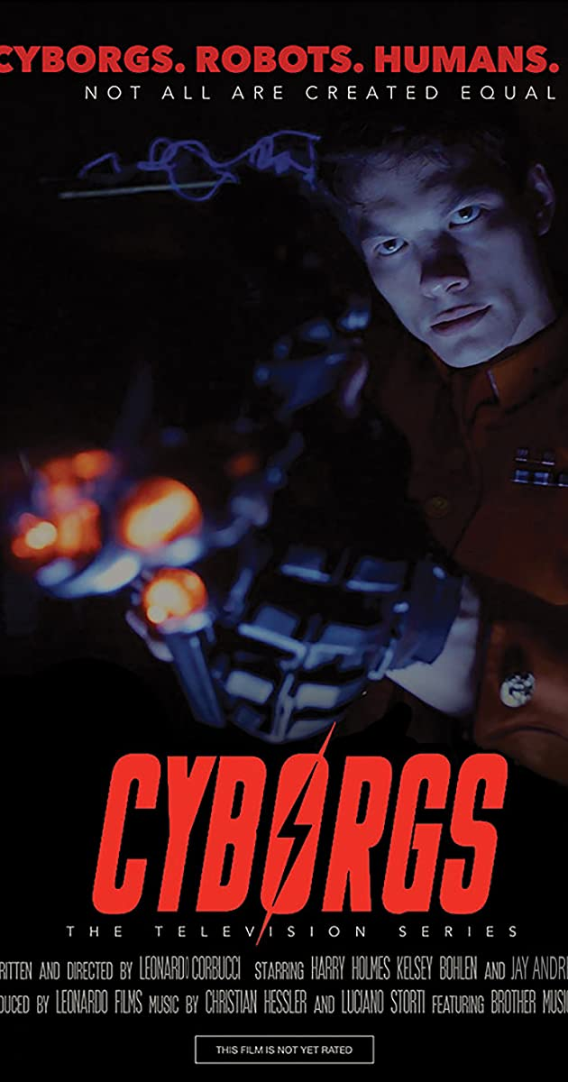 Download Cyborgs Universe or watch streaming online complete episodes of  Season1 in HD 720p 1080p using torrent