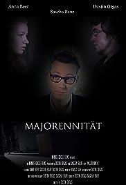 Majorennität Poster
