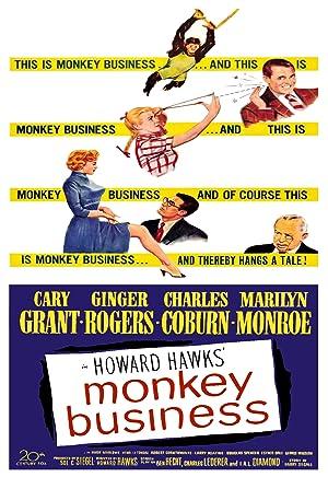 Where to stream Monkey Business