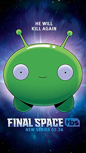 View Final Space - Season 1 TV Series poster on 123movies