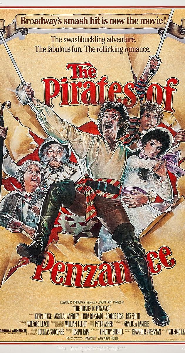Subtitle of The Pirates of Penzance