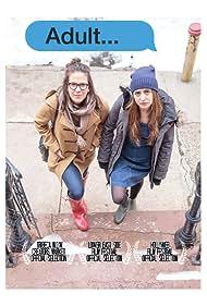 Tatienne Hendricks-Tellefsen and Julie Cohn in Adult (2018)