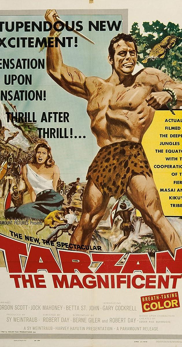 DE COM BARKER BAIXAR TARZAN FILMES LEX