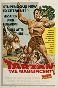 Tarzan the Magnificent UK