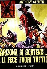 Arizona si scatenò... e li fece fuori tutti! (1970) Poster - Movie Forum, Cast, Reviews