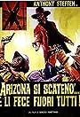 Arizona Colt, Hired Gun