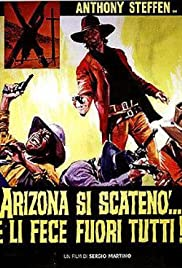 Arizona Lets Fly and Kill Everybody Poster