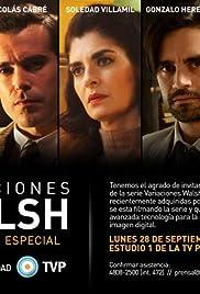 Variaciones Walsh Poster