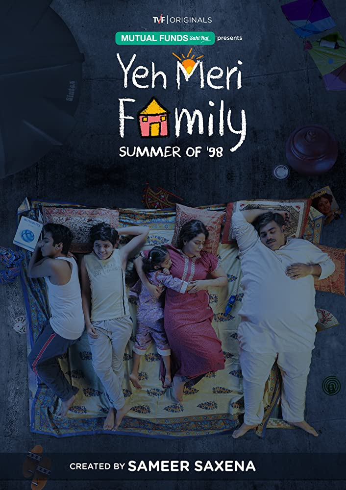 Yeh Meri Family S01 2018 Hindi Complete TVF Original Web Series 700MB HDRip Download