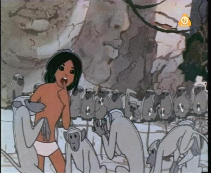 кадр №3 из фильма Маугли (1973)