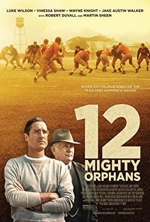 Where to stream 12 Mighty Orphans