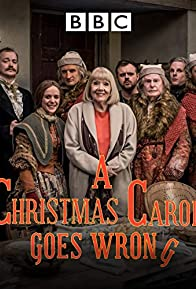 Primary photo for A Christmas Carol Goes Wrong