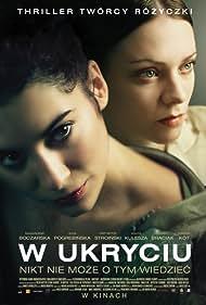 Magdalena Boczarska and Julia Pogrebinska in W ukryciu (2013)